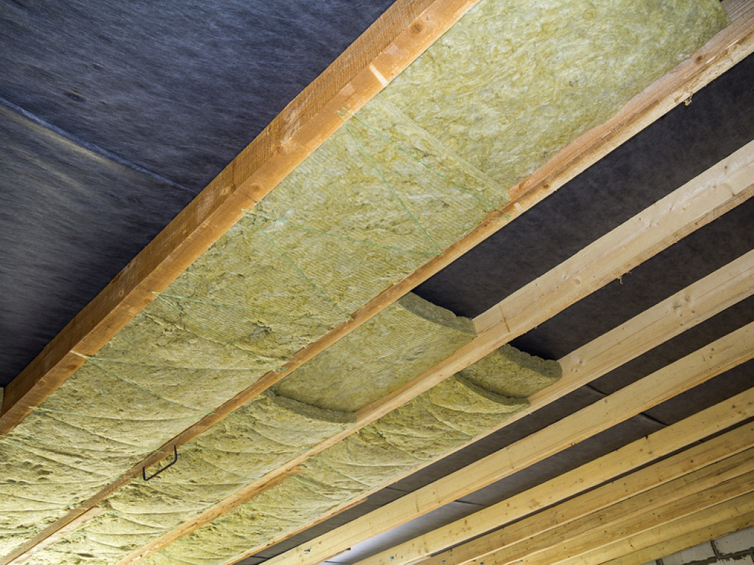 Attic restorations include a three step process: